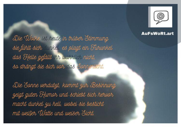 Gedicht aus Freiburg von AuFs WoRt | Text & WortArt