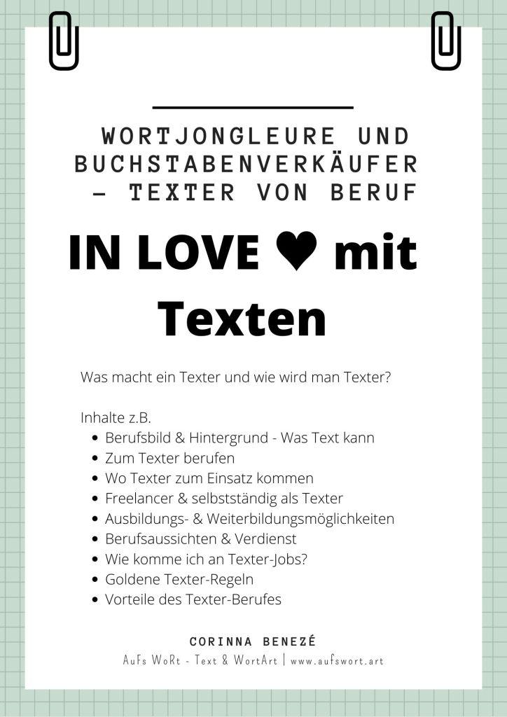 Texterin in Freiburg und Freelancerin Text